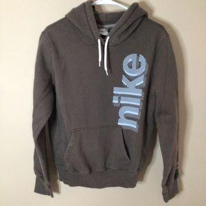 Girls Nike Hooded Sweatshirt Size Medium
